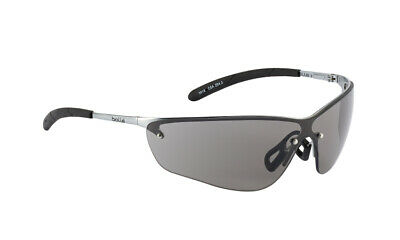 Bolle Silium Safety Glasses - Smoke Lens - Anti Mist - SILPSF