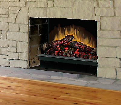 "Dimplex 23"" Deluxe Electric Fireplace Insert DFI2310"
