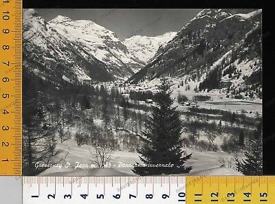 26764] Aosta - Gressoney St. Jean - Panorama