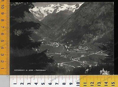 29837] Aosta - Gressoney St. Jean - Panorama