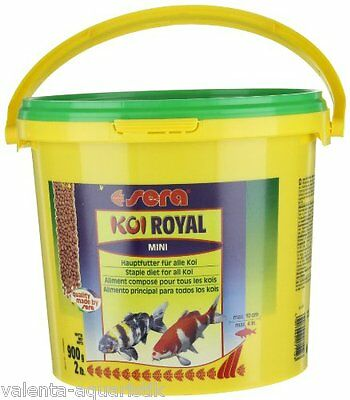 Sera Koi Royal Mini Hauptfutter 3800 ml