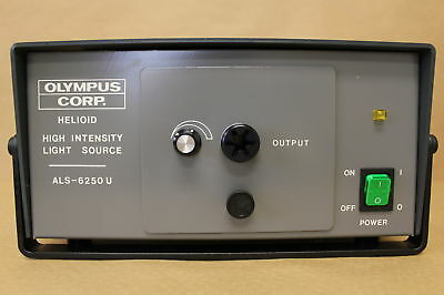 ALS-6250U Lightsource (BRAND NEW) with NEW LAMP Light Source