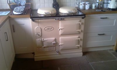 2 Oven Fully Reconditioned Oil Fired Aga Cooker