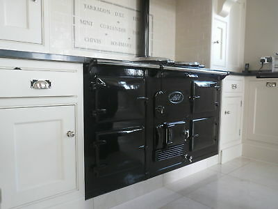 4 Oven Fully Reconditioned Traditional Aga Cooker