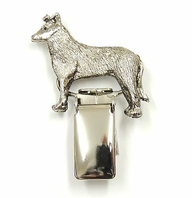 Smooth Collie Show Ring Clip/Number Holder