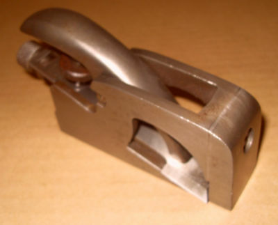 Record No. 077 Rabbet Plane - As Photo's, Made In Eng.