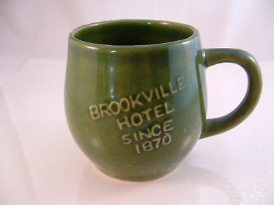 ROSEMEADE Bookville Hotel Kansas Advertising Coffe Mug