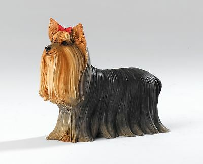 Enesco Country Artists Dogs Yorkie Standing CA06252