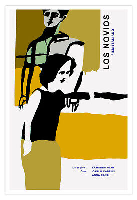 """Cuban decor Graphic Design movie Poster for/""""PLAF.Egg in face/""""Funny Woman.Art"""