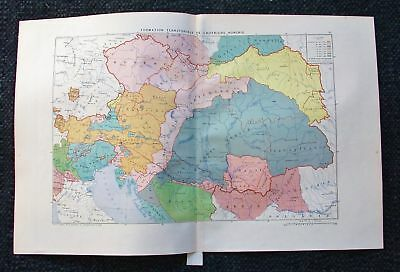1881 MARGA Military Map: Territory of Austria & Hungary