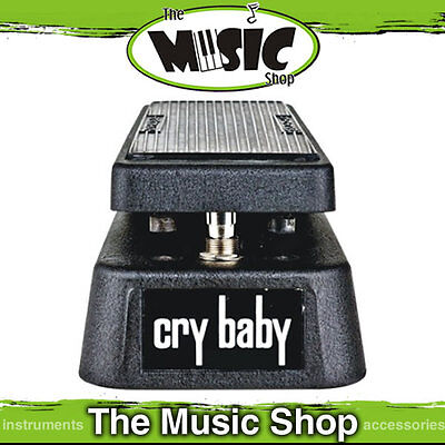 New Jim Dunlop CB95 Crybaby Wah Pedal with Warranty - GCB95 Cry Baby CB-95
