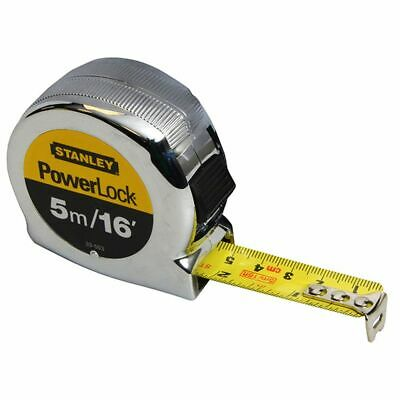 Stanley 5m/16' PowerLock Tape Measure 0-33-553 New