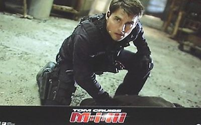 MISSION IMPOSSIBLE III 3 M:i:III Lobby Cards Set Cruise