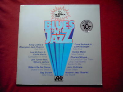 V.A.- Blues`n´Jazz - (J.Coltrane ,J.Turner, Ch.Mingus, ... ) LP 1973