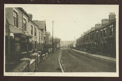 Leicestershire SILEBY Swan Street PPC