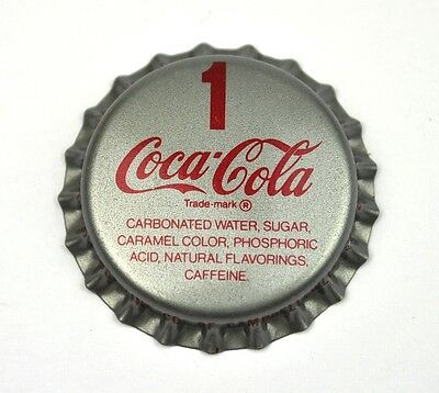 Coca Cola Kronkorken USA 1970er Bottle Cap #1