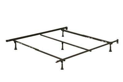 Interlock 951B Bolt-ON Caster Equipped Bed Frame, Queen