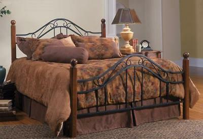 Madison Headboard and Footboard Set, Queen Size