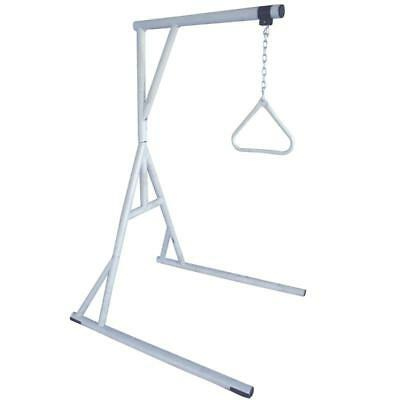 Bariatric 650lb Capacity Free Standing Trapeze & Base