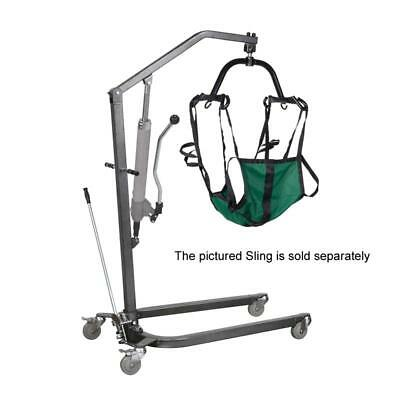 Hydraulic Standard Patient Lift with Six Point Cradle