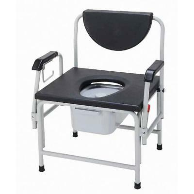 Drive Medical Bariatric Large Drop Arm Toilet