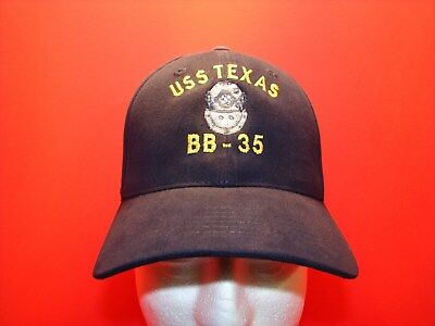 USS HIGGINS JOB RATE INSIGNIA EMB CAP HAT PIX ARE SAMPLES ONLY
