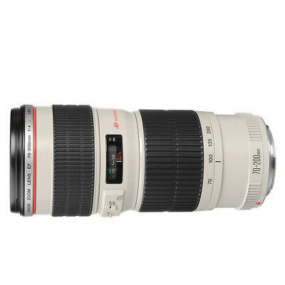 NEW Canon EF 70-200mm f/4L USM Lens For EOS 1 Year WTY
