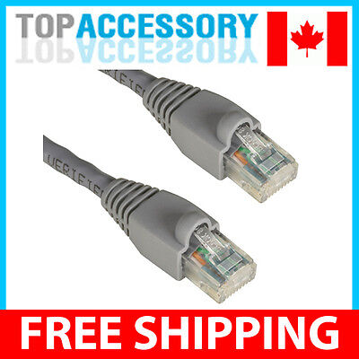 15 Feet Cat 6 RJ45 LAN Network Ethernet Patch Cable