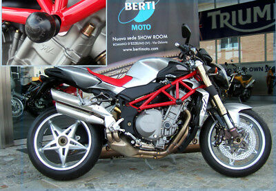 Evotech Tamponi Defender Paratelaio Mv Agusta Brutale