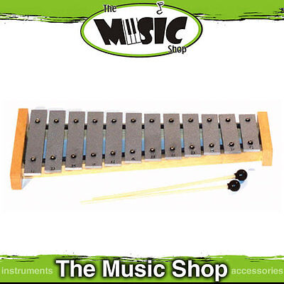 Mitello 12 Note Diatonic Glockenspiel C3-G4 + Beaters - The Music Shop