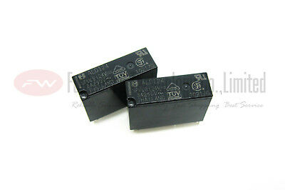 ALD124 POWER Signal Relay 3A 24VDC 4 Pins x 10pcs