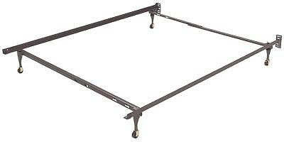 Sentry 79 Series Bolt-On Bed Frame w/Casters, Twin/Full