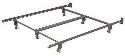 Deluxe Hospitality Bed Frame with Rug Rollers