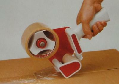 Packaging Tape Standard Dispenser Gun Holder Packing Sticky NEW