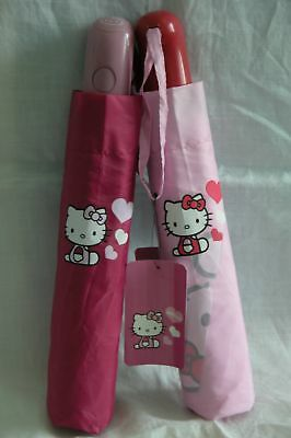 OMBRELLO AUTOMATICO ORIGINALE HELLO KITTY - 12103