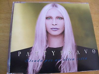 Patty Pravo Strada Per Un'altra Citta Cd Singolo Mint