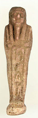 Awesome Egyptian Faience Ushabti - Ex- Malter