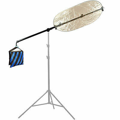 Photography Photo Studio Softbox Photo Holding Panel Boom Arm Bar Sand Bag