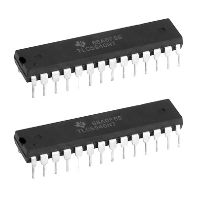 2pc ORIGINAL TLC5940NT LED Driver DIP; TLC5940 EEPROM PWM TLC 5940 TI USA