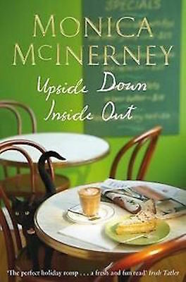 MONICA McINERNEY __ UPSIDE DOWN INSIDE OUT __ BRAND NEW