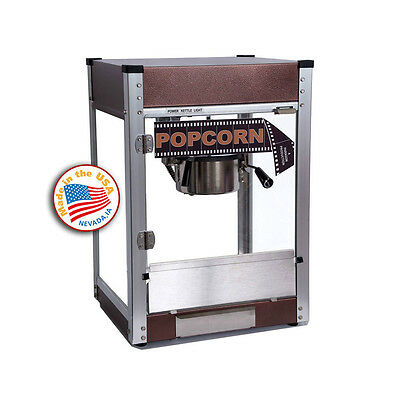 NEW CINEPLEX 4 oz POPCORN MACHINE by Paragon CHOOSE any ONE(1) of 3 COLORS.