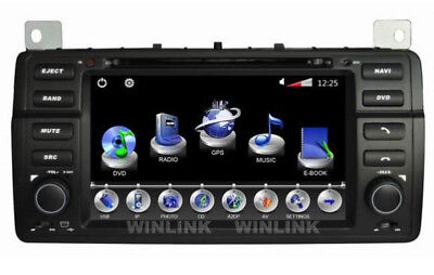 New MG 7 Rover 75 Car GPS Navigation System DVD Player