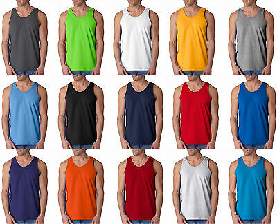 Gildan Mens Ultra Cotton Tank Top Any Size/Color 2200