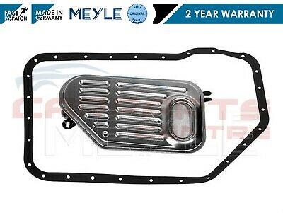 For Audi Allroad Automatic Transmission Oil Fluid Filter Meyle Germany