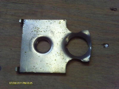 OEM one used ford gumball machine stand top plate