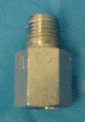 CAJON STAINLESS STEEL SNUBBER,1/4 INCH NPT, SS-4-SA-EG  --FREE SHIPPING--