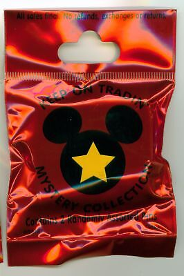Disney Pin 2011 Lr Keep On Trading Mystery Collection