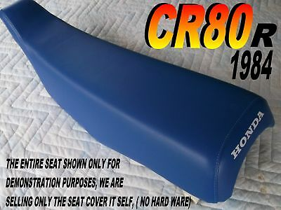 CR80R 1984 MODEL REPLACEMENT SEAT COVER H400