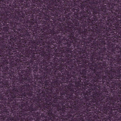 Purple Violet Felt Back Quality Carpet Bedroom Lounge