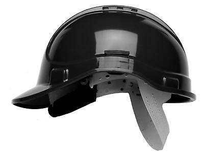SCOTT PROTECTOR HC300VEL Safety Helmet Hard Hat - BLACK